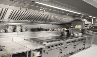 Kitchen Equipment for Restaurant