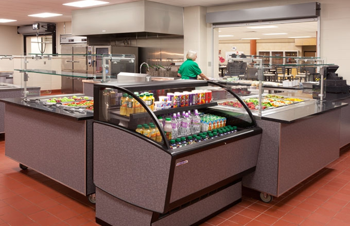 Cafeteria Equipment Manufacturer