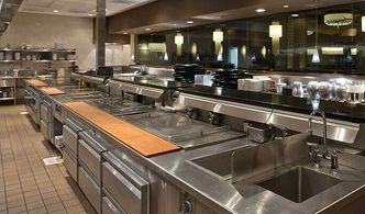 Commercial Kitchen Equipments Manufacturer